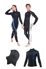 ダイビング ウェットスーツ
