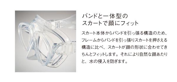 GULL(ガル)マスク サイトエクストリームGM-1342U